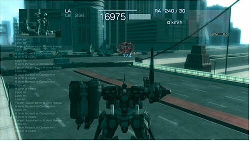 Armored Core For Answer (PS3) VideoGames