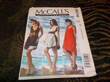 McCall/'s Pattern M7607 ~ Misses Jumpsuit Romper Top Pants ~ Size  A5 or E5