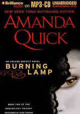 Burning Lamp (Dreamlight Trilogy) by Quick, Amanda