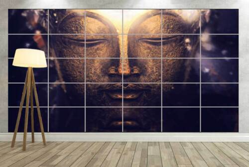 BOUDDHA BUDDHA PEACE Giant Poster Home Deco Salon 252cmX150