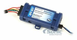 PAC-RP4-NI11-RadioPro-Radio-Replacement-Interface-w-SWC-for-2013-Up-Nissan