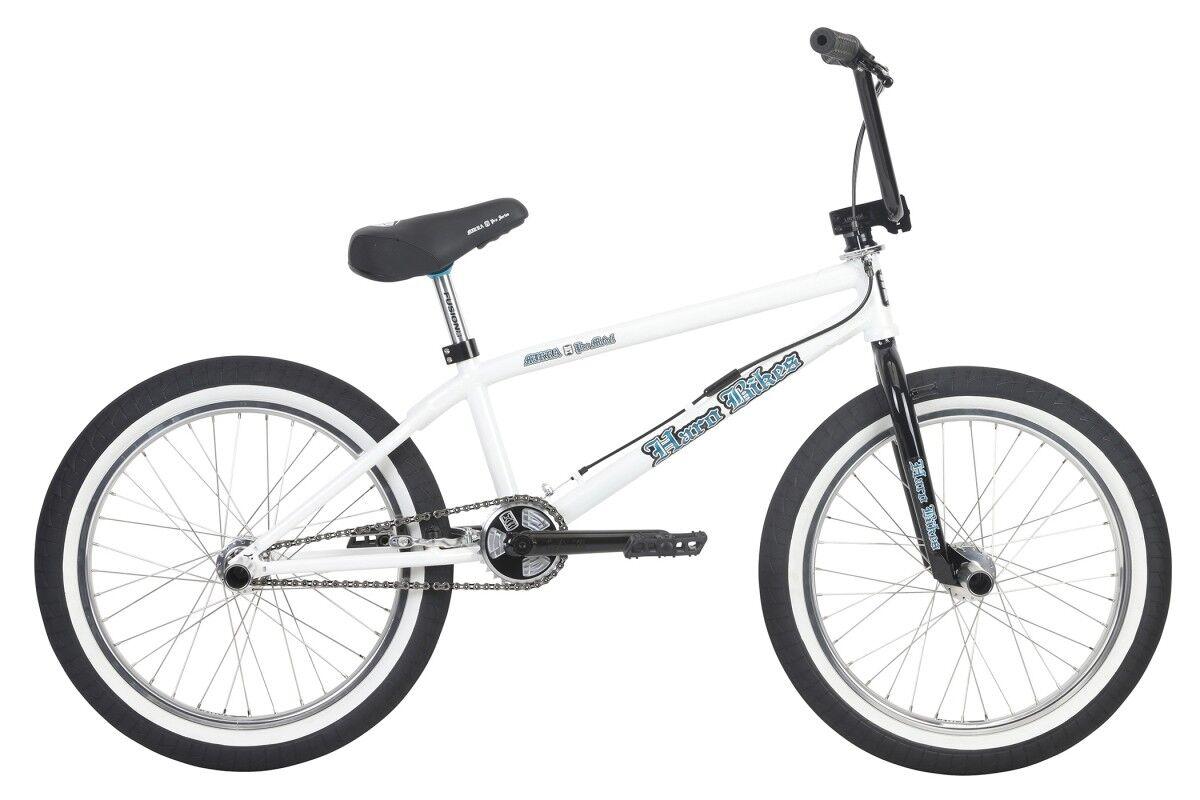 2018 HARO DAVE MIRRA PRO TRIBUTE 21 COMPLETE BIKE WHITE BMX BIKES 21  2000