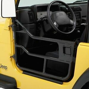 Bestop Highrock Element Doors 97 06 Jeep Wrangler Tj