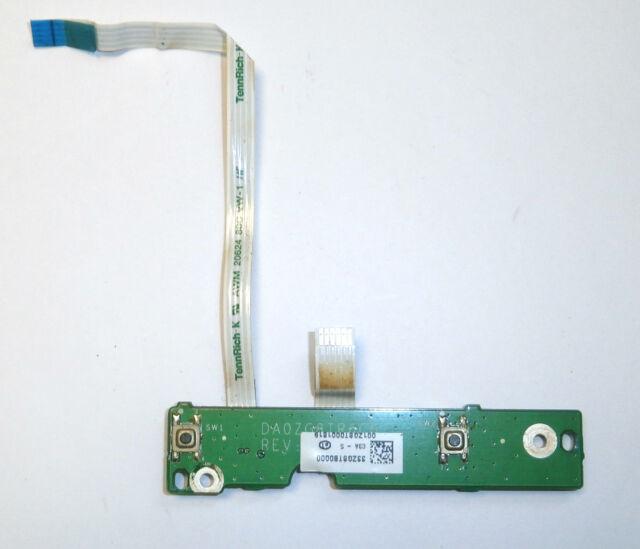 Botonera de ratón Acer Aspire ONE ZG8   DA0ZG8TR6C0