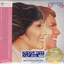 CARPENTERS-MADE IN AMERICA-JAPAN MINI LP SHM-CD Ltd/Ed G00