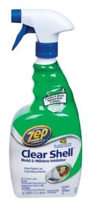 32 Oz Clear Shell Mold Mildew Inhibitor Wood Deck Fencing