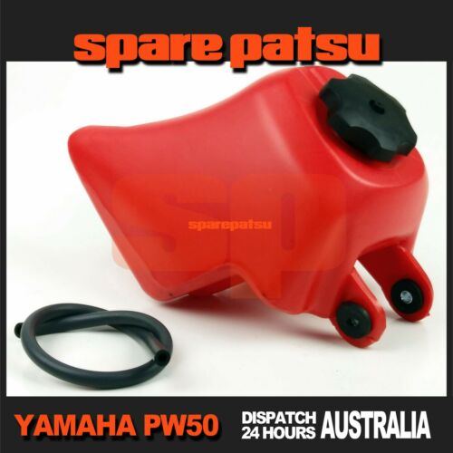 Fuel Tank Assy Red Fuel Tank for YAMAHA PW50 Peewee50