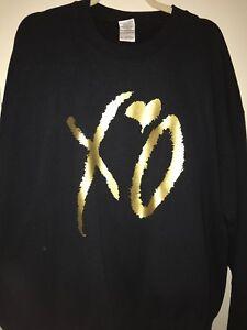 Black-XO-Crewneck-The-Weeknd-OVO-XO-6ix-Toronto