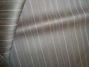 4-86-yd-HOLLAND-SHERRY-Wool-Fabric-Snowy-River-9-oz-Super-100s-Suiting-175-034-BTP