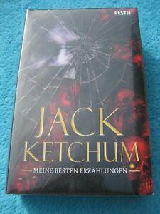 JACK-KETCHUM-Meine-besten-Erzaehlungen-FESTA-Verlag-limitiert-999-NEU-amp-OVP-RAR