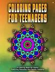 Coloring Pages for Teenagers - Vol.9: Coloring Pages for Girls by Jangle Charm, Coloring Pages for Girls (Paperback / softback, 2016)
