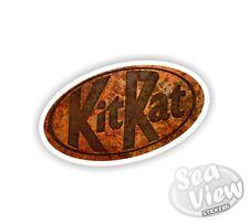 Kit Rat Rusty Fun Humour Car Van Stickers Decal Funny Bumper Sticker Label kat
