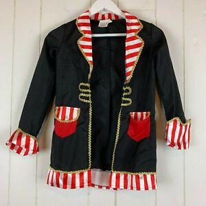 Halloween-Costume-Pirate-Coat-Sword-Eye-Patches-Boys-Medium-M-8-Dress-up-Walmart