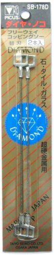 PICUS TOPMAN Magique Scie Lames de rechange 360 ° Diamant SB-178D Lot 1,3