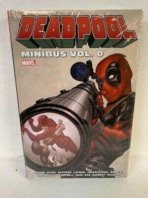 MSRP $125 NEW Marvel DEADPOOL CLASSIC OMNIBUS VOL 1 Hardcover HC