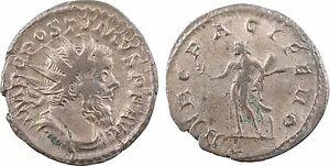 Empire-Romain-Postume-antoninien-262-Treves-HERC-PACIFERO-Hercule-24