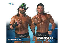 Official TNA Impact Wrestling - Beer Money (Storm & Roode) - 8x10 - P63