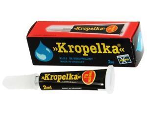 509eeb908ef La imagen se está cargando Kropelka-Super-Fuerte-Adhesivo-Pegamento-Cuero- Plastico-Madera-
