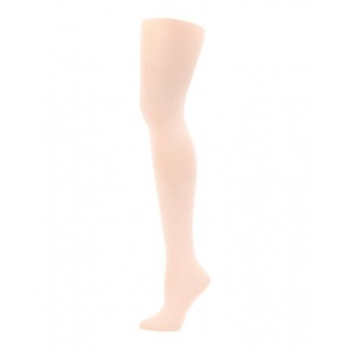 Lightweight Economy Pink Girl/'s Size Medium Full Footed Tights 8-10