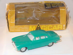 Triang Magicar Jaguar Mk 10 X - 901 Menthe En Boîte