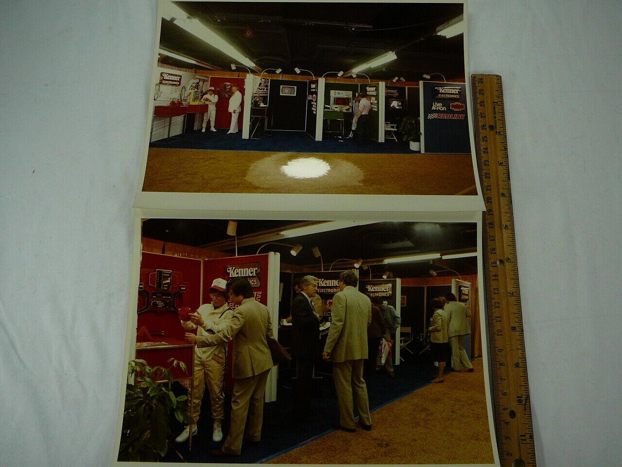 Kenner Star Wars Toy Fair 1980 Internal Company Photo Set Rare Vintage Original