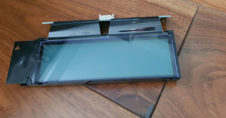 KORG TRITON RACK LCD UNIT +++++RARE ++++++