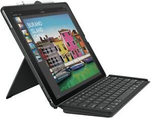 Logitech iPad Pro 12.9 inch Keyboard Case | SLIM COMBO ...
