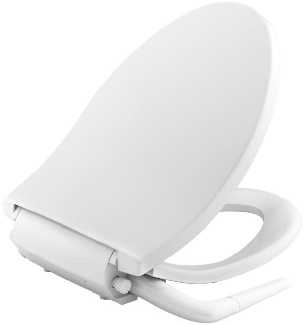 Prime Kohler Puretide Non Electric Bidet Seat For Elongated Toilets In White Ibusinesslaw Wood Chair Design Ideas Ibusinesslaworg