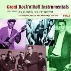Great Rock N Roll Instrumentals Volume 2 1951 1965 Various Artists Audio CD