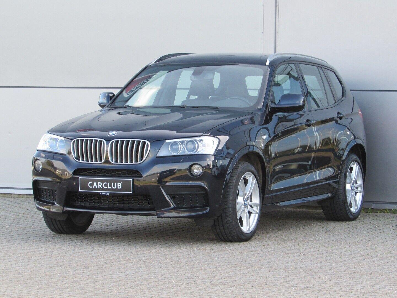 BMW X3 3,0 xDrive30d aut. 5d - 335.000 kr.