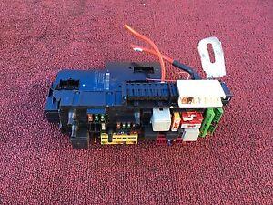 mercedes e350 e550 e63 w207 w212 rear sam fuse box assembly oem image is loading mercedes e350 e550 e63 w207 w212 rear sam