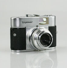 VOIGTLANDER Vito B 35mm Camera + Skopar f3.5/50mm Lens & Case - Excellent (JZ73)
