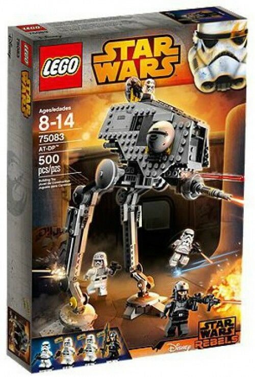 Lego Star Wars Rebels AT-DP Set  75083