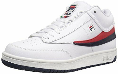 Fila  1VT13037 Mens T-1 Mid Fashion Sneaker- Choose SZ color.