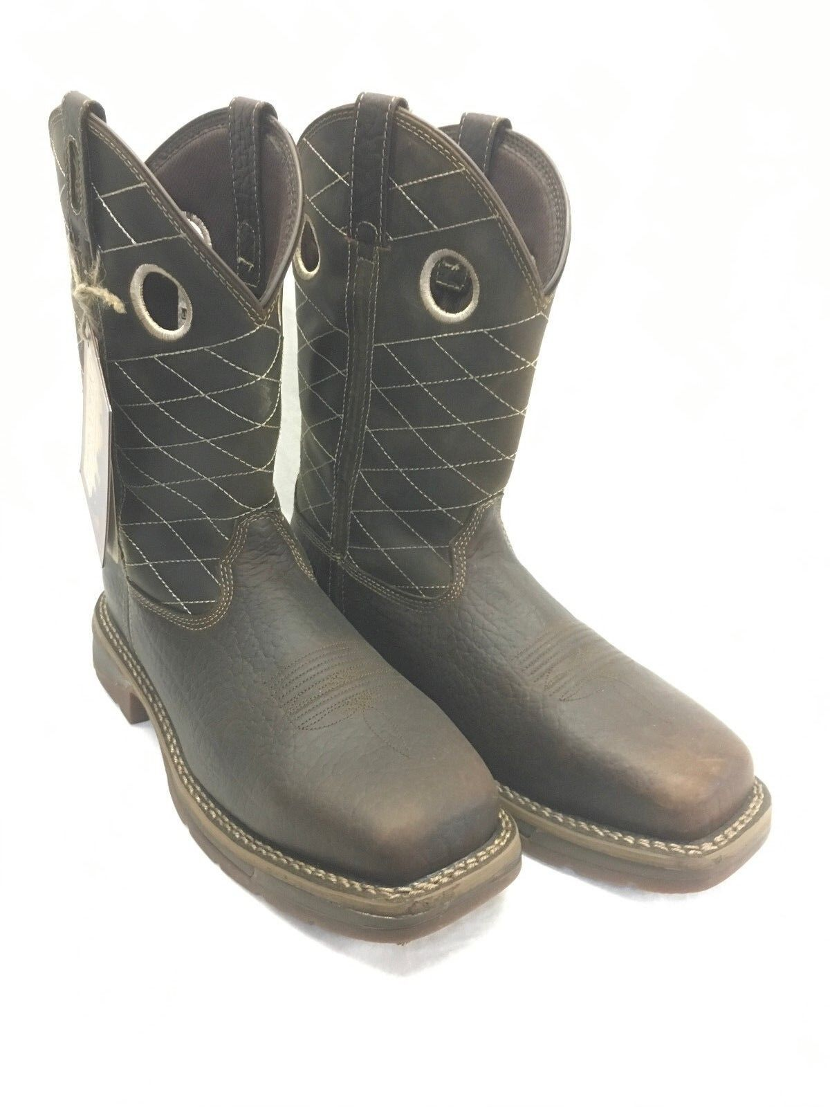 Men's Durango Composite Toe Western Work Boots, Style DB4354