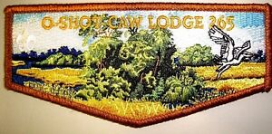 O-SHOT-CAW-OA-LODGE-265-SOUTH-FLORIDA-COUNCIL-PATCH-ELANGOMAT-SERVICE-FLAP-TOUGH