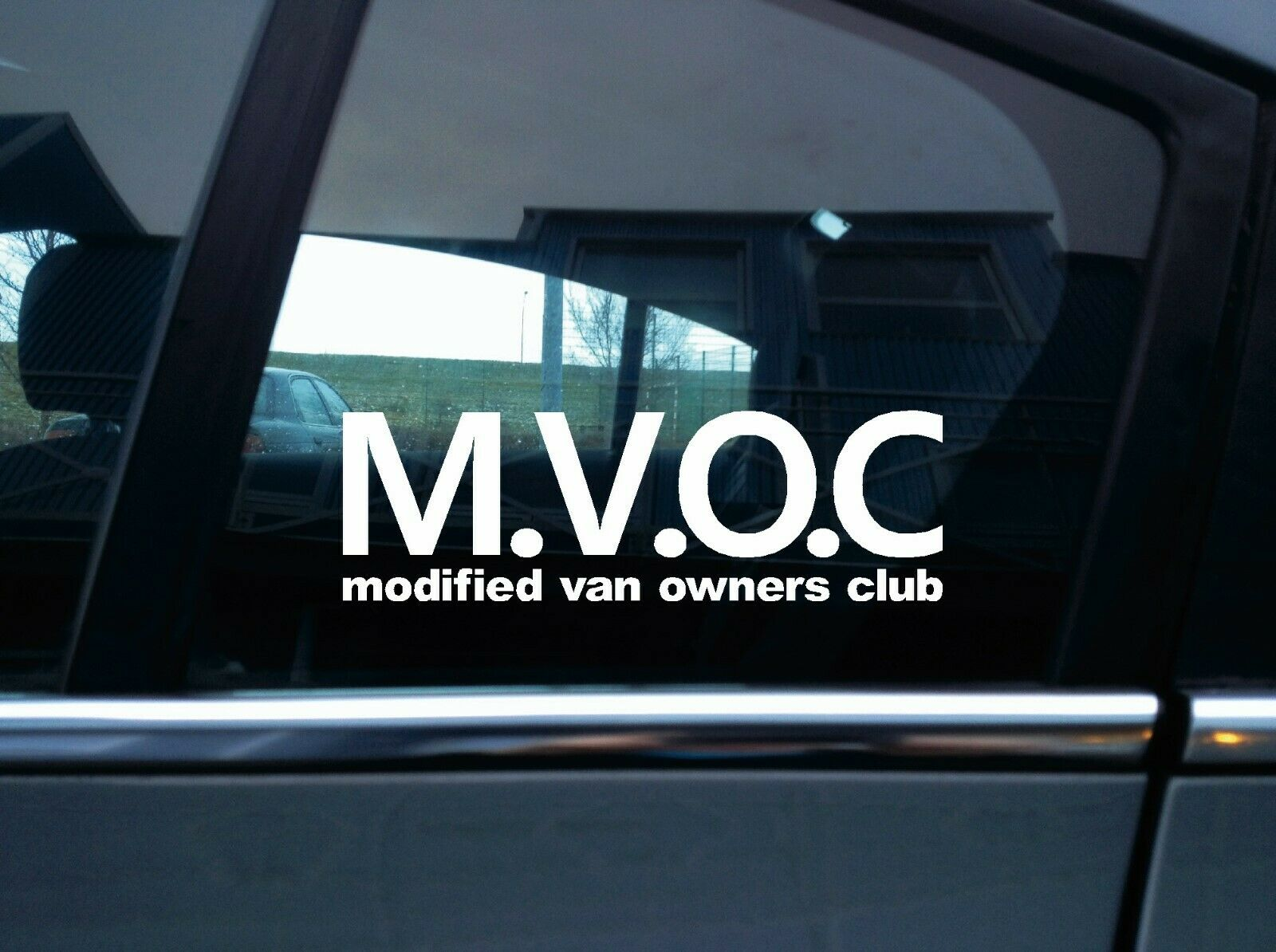 2x Official Tvp Addicts Trafic Vivaro Primastar Owners Club Stickers For Sale Ebay