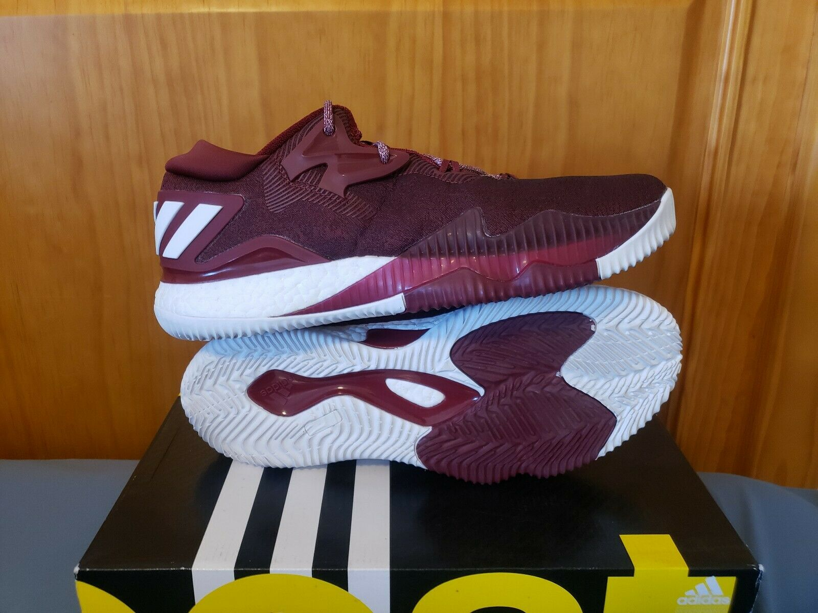 ADIDAS SM CL BOOST LOW sz 10.5