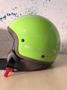 Casco Piquadro Color Verde Tamaño Medium