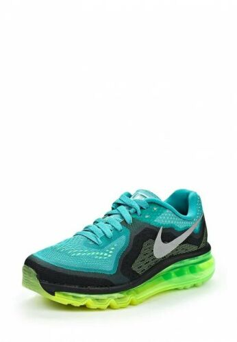 Wmns Nike Air Max 2014 UK 5 (EUR 38.5) Catalina Reflectante astilla 621078 302