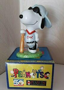 NEW Peanuts Snoopy /& Woodstock Artist At Work Figurine 6585 Flambro Imports
