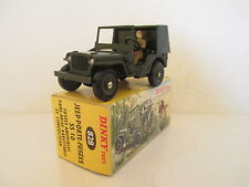 FRENCH DINKY TOYS 828 JEEP MISSILE LAUNCHER SS10 MIB 9 EN BOITE VERY NICE L@@K