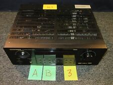 MARANTZ SURROUND RECEIVER SR4600 HDCD 7.1 DTS DOLBY DIGITAL PRO LOGIC IIx USED