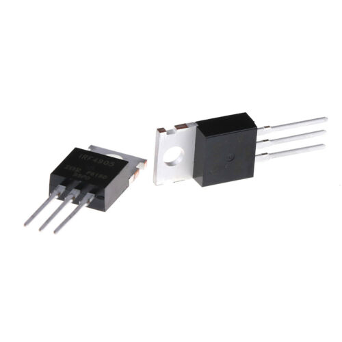 10pcs IRF4905 IRF4905PBF Power MOSFET 74A 55V P-Channel IR TO-22 Pi Hy