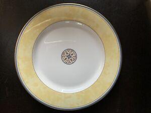 8-3-8-Heinrich-Villeroy-amp-Boch-VILLA-CANNES-Salad-Plate-Mint