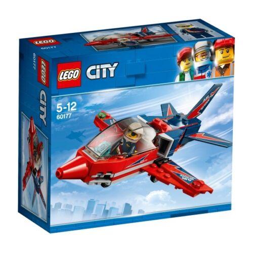 87 Teile LEGO Baukästen & Sets Baukästen & Konstruktion LEGO® City 60177 Düsenflieger