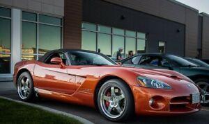 2005 Dodge Viper SRT-10 Copperhead Edition