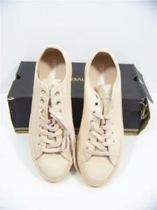 cbaca08540e7 Converse Leather All Star Blush Low Ivory Cream Light Gold Exclusive ...