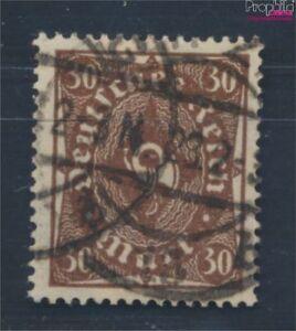 Deutsches-Reich-231a-gepruft-gestempelt-1922-Posthorn-8031267