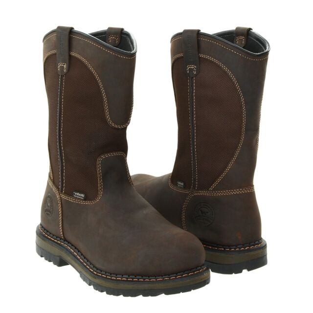 add27efdc35 Red Wing Irish Setter Work Boots Pull On Safety Toe 83900